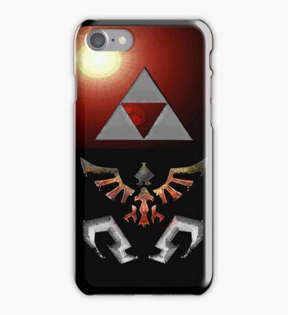 Skyward Sword iPhone/ iPad Shield- Demise's Burning theme iPhone Case/Skin