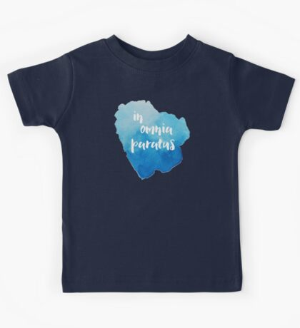 In Omnia Paratus - Ready for Anything Kids Tee