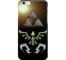 Skyward Sword iPhone Shield- Hero Link's theme iPhone Case/Skin