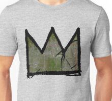 "Basquiat ""King of Hollywood"" Unisex T-Shirt"