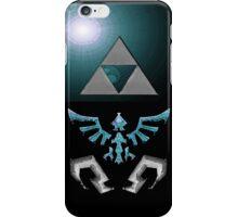 Skyward Sword iPhone Shield- Flooded Eldin theme iPhone Case/Skin