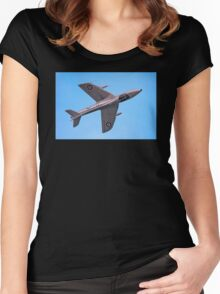 Hunter XL573 - Top Side Women's Fitted Scoop T-Shirt