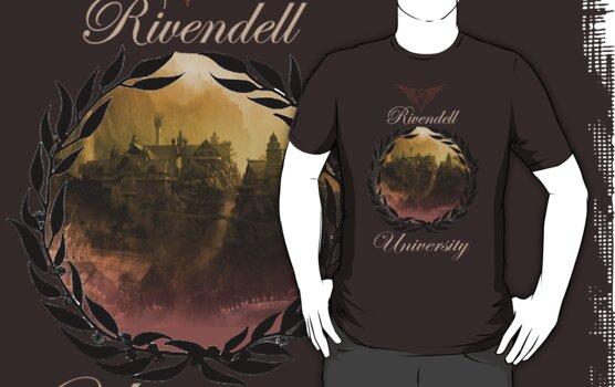 Rivendell University by singo59