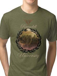 Rivendell University Tri-blend T-Shirt
