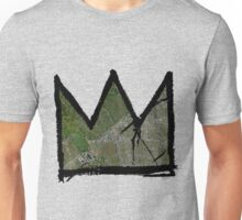 "Basquiat ""King of Beverly Hills California""  Unisex T-Shirt"