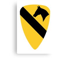 1st Cavalry Division Canvas Print