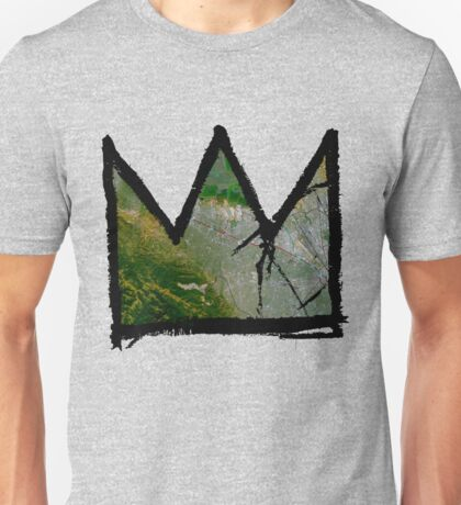 "Baquiat ""King of Silicon Valley California"" Unisex T-Shirt"