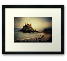 Dawn Raiders Framed Print