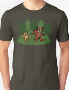 Smarter Than The Average Dead Head Unisex T-Shirt