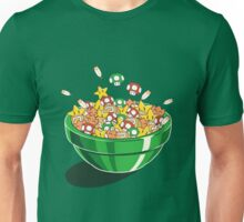 Mario Bros. Power Up Cereal Unisex T-Shirt