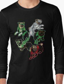 Pug Lantern Corp Long Sleeve T-Shirt