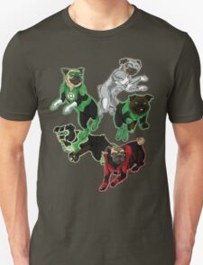 Pug Lantern Corp Unisex T-Shirt