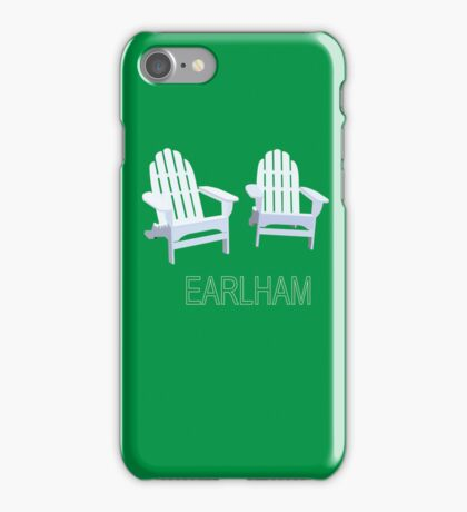adirondack chairs iPhone Case/Skin