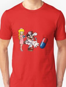 Dr. Mario and Nurse Toadstool T-Shirt