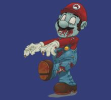 Zombie Mario by BodomChild666