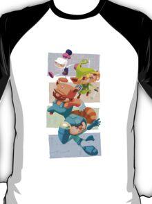 Megabomberbroszelda T-Shirt