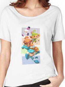 Megabomberbroszelda Women's Relaxed Fit T-Shirt