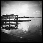 Sitting by the dock of the bay by zamix