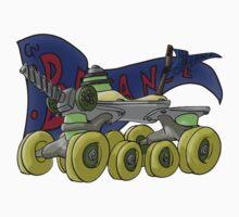 Code Name: Balance Skate Tank by CodeNameBalance
