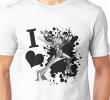 I Love Starscream Unisex T-Shirt