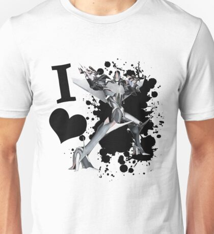 I Love Starscream Unisex T-Shirt
