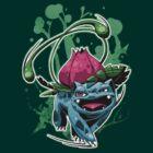 Ivysaur by BodomChild666