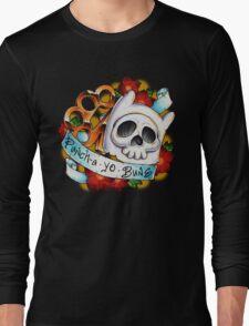 Pucha Yo Buns Long Sleeve T-Shirt