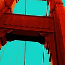 Golden Gate by Janet Antepara