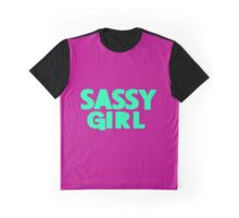 Toby's a Sassy Girl - Gravity Falls Graphic T-Shirt
