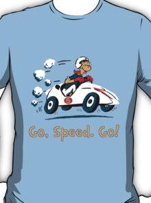 Go, Speed. Go! T-Shirt