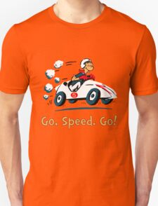 Go, Speed. Go! T-Shirt