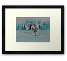 """Hope"" by Carter L. Shepard Framed Print"