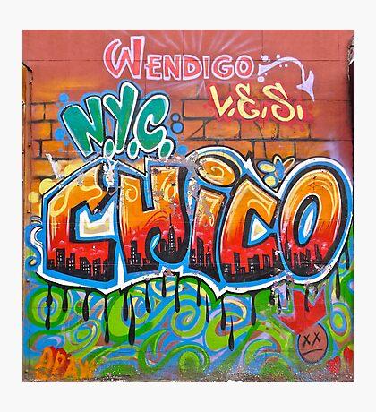 CHICO Photographic Print