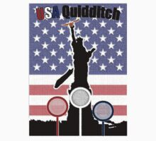 USA Quidditch Kids Clothes