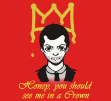 Honey you should see me in a crown Baby Tee