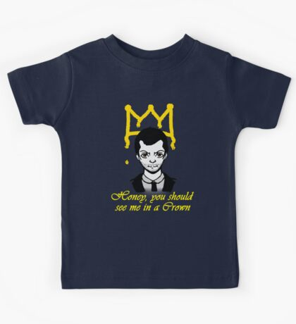 Honey you should see me in a crown Kids Tee
