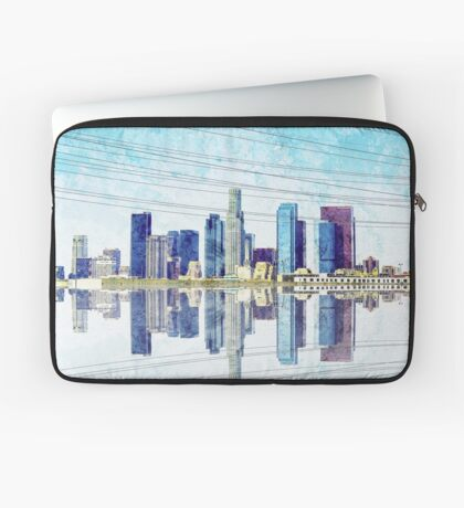 Los Angeles Skyline Laptop Sleeve