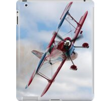G-EWIZ Pitts Special - The Muscle Biplane iPad Case/Skin