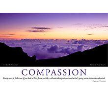 Compassion Photographic Print