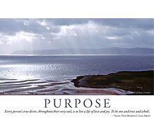 Purpose Photographic Print