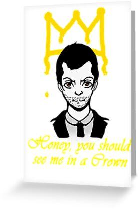 Honey you should see me in a crown by Lyndsay Brown