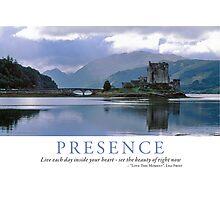 Presence Photographic Print