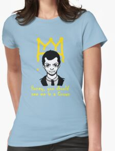 The Crown Womens Fitted T-Shirt