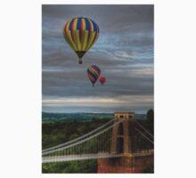 01 Bristol Balloon Fiesta Baby Tee