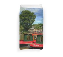 Rosie and Jim Duvet Cover