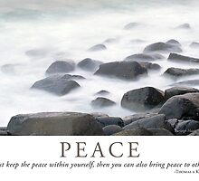 Peace by Lisa Frost