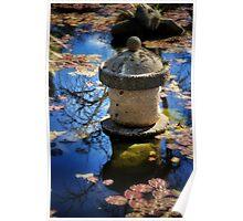 The Water Garden Poster