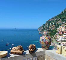 Amalfi Italy by Kim Myleisha Mewing