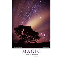 Magic Photographic Print