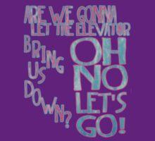 Let's Go Crazy  by captaincatwoman